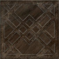 Antique Geometrie Wenge 20x20