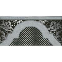 Керамическая плитка глянцевая для ванной черная HGDB26616072 Kerama Marazzi