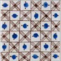 D01326N1E107 Avignon Bleu 10x10