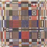 TES79493 Бабушкино одеяло 100.5x100.5