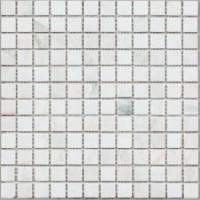 Мозаика матовая белая DAO DAO-537-23-4