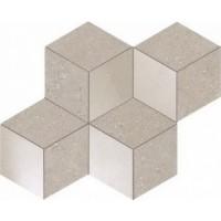 AUN3 Kone Silver Mosaico Esagono 30x35