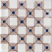 D01328N1E107 Bejaia Bleu 10x10