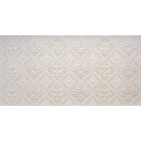 Aura CREMA Decor Marfil 25x50
