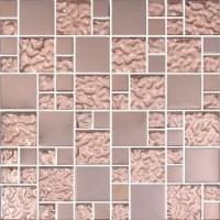 Мозаика  металлическая MDF-48