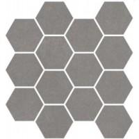 214515 Studio 1 Mosaico Hexagon Taupe 24,5x24,7