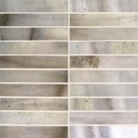 739974 ALABASTRI Bamboo Mosaico 3x15 Lap Ret 30x30