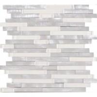 L241707991  Fusion Brick 3D White 29,6x30 29.6x30