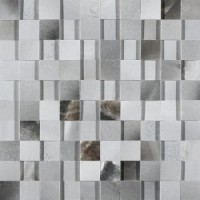 739964 ALABASTRI Zaffiro Mosaico 3D 3x3 Lap Ret 30x30
