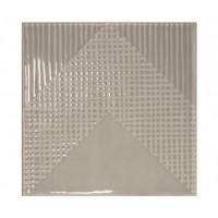 23868 Керамическая плитка для стен EQUIPE FRAGMENTS Grey Pearl 13.2x13.2
