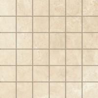 BE013ML Crema Imperiale Living Mosaico Lap 30x30