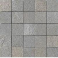 Mineral Chrom 9.5 мм 30Х30 Naturale BROWN Mosaico 5Х5 Su Rete