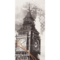 TES3555 LONDON Big Ben 118x59.5 59.5x118