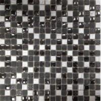 Мозаика  черно-белая Orro Mosaic TES78139