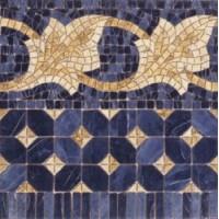 Керамическая плитка  ковёр из плитки TES85808 VIVES