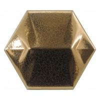 23054 Керамическая плитка для стен EQUIPE MAGICAL 3 Metallic Star 10.7x12.4