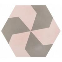 18446 H.Play Grey/Pink/3 28.5x24.7