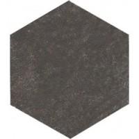 DOCKLANDS BLACK HEXAGONE 24x27,7