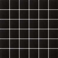 TES80295 Uniwersalna Mozaika Szklana Nero 29,8х29,8 29.8x29.8
