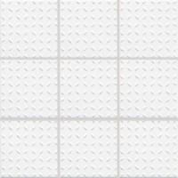 Мозаика для фартука белая GRH0K223 RAKO