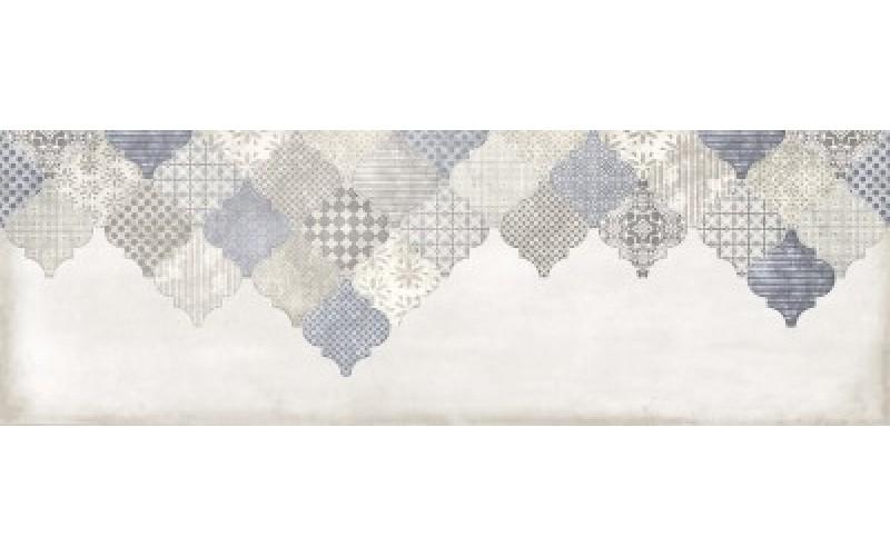 Керамическая плитка DT Majolika Blue В голубой  20x60 Cersanit MA2S042