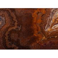 160922 Onyx Orange (Оникс Орандж) слэб, 18 мм