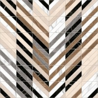 929145 Керамогранит THEBE - R MULTICOLOR Arcana Ceramica 59.3x59.3
