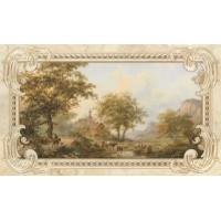Керамическая плитка  глянцевая под мрамор Gracia Ceramica 010301001738