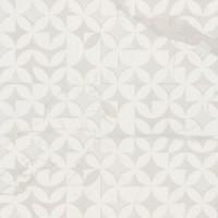 TES17017 Infinity DECOR WHITE GLOSSY 60x60