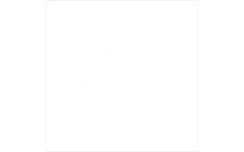 Керамическая плитка White (КПГ3xР000S)  41.8x41.8 Ceradim (КПГ3МР000S)