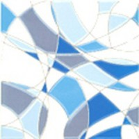 E1061/5009 Фиеста голубой 20*20