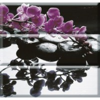 Aure Composicion Wellness Purple 45x45