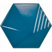 23839  UMBRELLA ELECTRIC BLUE 12,4x10,7 10.7x12.4