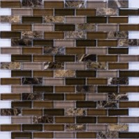 Мозаика  коричневая CV10157 Colori Viva