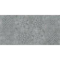Cemento темно-серый структурный Rett 120x60