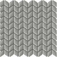 TES77706 MOSAICO SMART DARK GREY 31x29,6 29.6x31