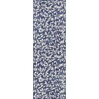 WONDERWALL TILES NATURAL LEAVES BLUE 300x100