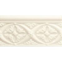 ADMO4004  Relieve Bizantino C/C Marfil 7,5х15 7.5x15