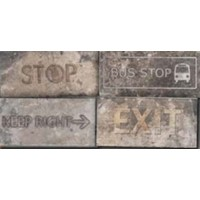 TES4484 New York Road Signs Mix Broadway 10x20