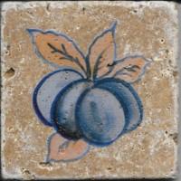 Керамогранит  с фруктами и едой Stone4Home 928861