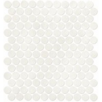 TES76726 COLOR NOW GHIACCIO ROUND MOSAICO 29,5X32,5 29.5x32.5