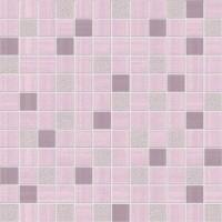 80509  Kilim Mosaico Deco Nymphea 32.5x32.5