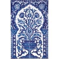 Керамическая плитка  40x60  Diffusion Ceramique DOFBOBL001