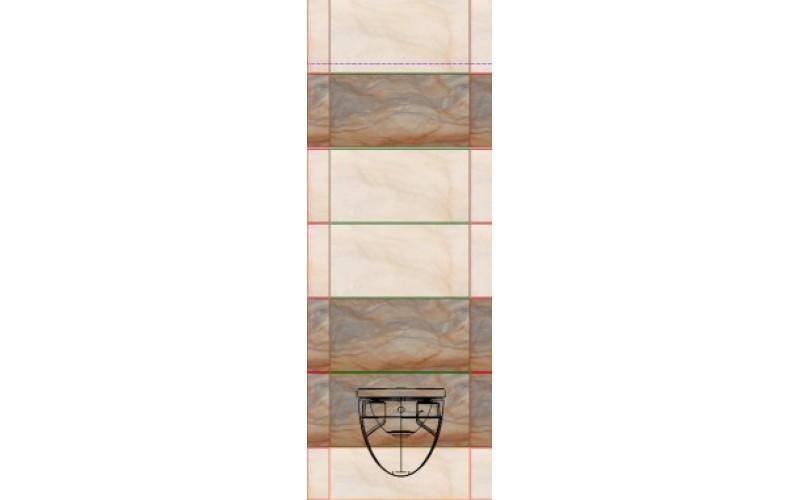 Керамическая плитка Коллекция Fusion/Fura