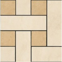 36400 MOSAICI CHESTERFIELD BEIGE/ORO 30x30
