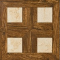 TES16604 Lord Oak Stamp Natural 59.2x59.2