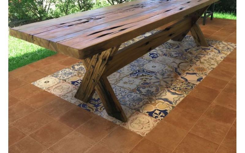 Керамическая плитка Коллекция Antigua (Dualgres)