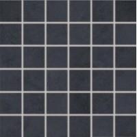 Мозаика матовая черная DDM06643 RAKO
