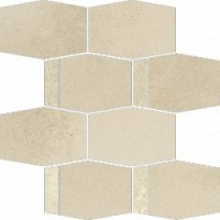 TES77985 Naturstone Beige Hexagon Mix 23,3х28,6 23.3x28.6