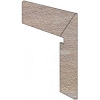 SP07BDX Stone Plan Vals Beige Set Battiscopa Scala Dx 10x63